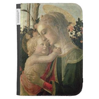 Madonna y niño con St. John el Bautista, detai