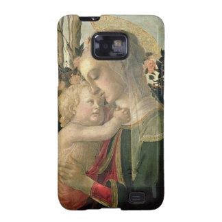 Madonna y niño con St. John el Bautista, detai Galaxy SII Carcasa