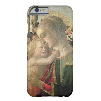 Madonna y niño con St. John el Bautista, detai Funda De iPhone 6 Barely There
