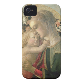 Madonna y niño con St. John el Bautista, detai Funda Para iPhone 4 De Case-Mate