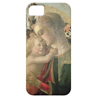 Madonna y niño con St. John el Bautista, detai Funda Para iPhone SE/5/5s