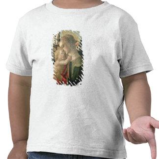 Madonna y niño con St. John el Bautista, detai Camiseta