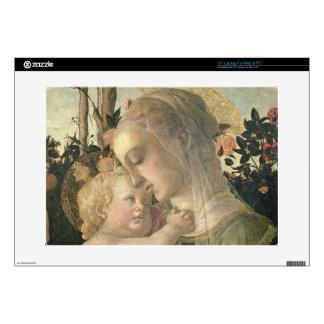Madonna y niño con St. John el Bautista, detai Calcomanía Para 38,1cm Portátil