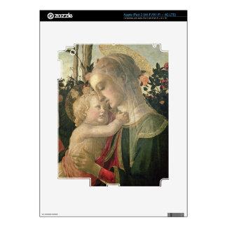 Madonna y niño con St. John el Bautista, detai iPad 3 Pegatinas Skins
