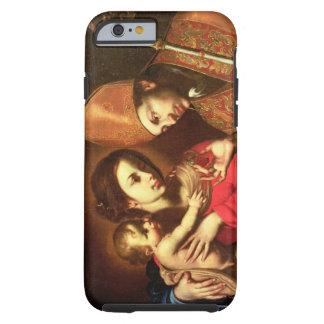 Madonna y niño con St. Zenobius Funda Para iPhone 6 Tough