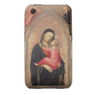 Madonna y niño (el panel) 3 iPhone 3 cárcasas
