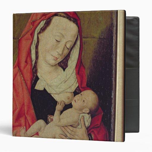 Madonna y niño (el panel)