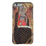 Madonna y niño enthroned con seis ángeles (el funda para iPhone 6 barely there