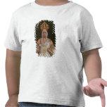 Madonna y niño, escuela de Cusco Camiseta