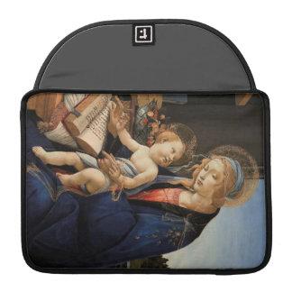 Madonna y niño fundas macbook pro