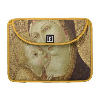 Madonna y niño funda para macbook pro