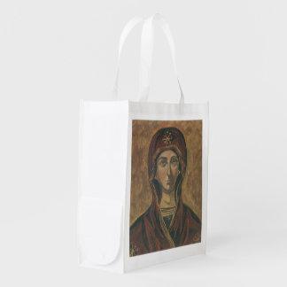 Madonna Grocery Bag