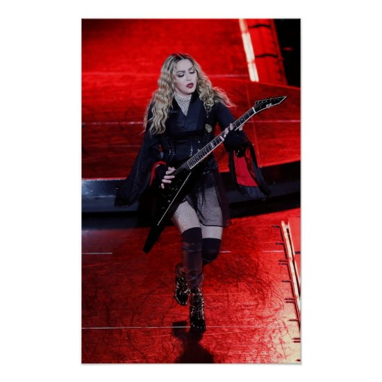 Madonna's Rebel Heart Tour | Sydney, Australia Poster