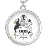 Madox Family Crest Custom Jewelry