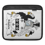 Madox Family Crest Sleeve For iPads