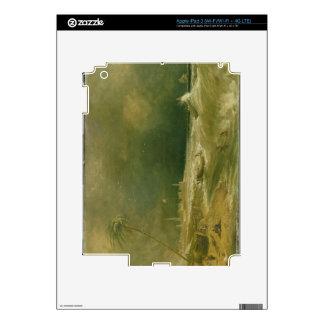 Madras, o fuerte San Jorge, en la bahía de Bengala iPad 3 Skins