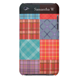 Madras Patchwork iPod Touch Cases