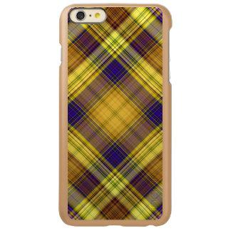 Madras Plaid Incipio Feather® Shine iPhone 6 Plus Case