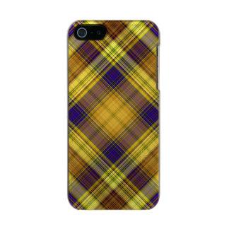 Madras Plaid iPhone 5 Case