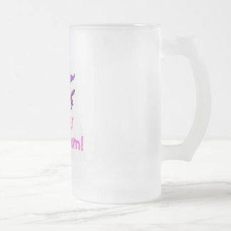 Madrastra estupenda (vuelo) tazas de café