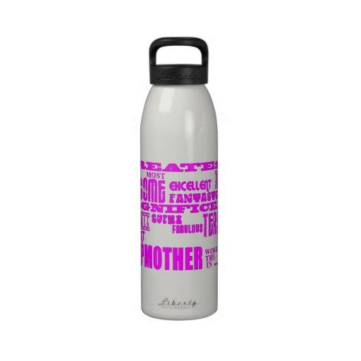 Madrastras modernas frescas de la diversión: La ma Botellas De Beber