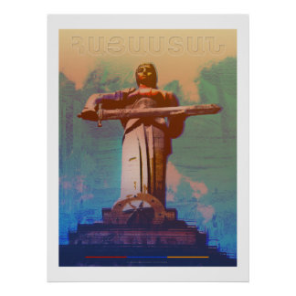 Madre Armenia Póster