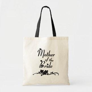 Madre clásica de la novia bolsas