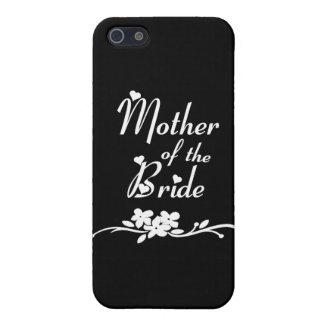 Madre clásica de la novia iPhone 5 carcasa