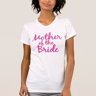 Madre de la camiseta de las mujeres cursivas de la