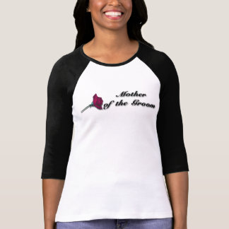 Madre de la camiseta del novio