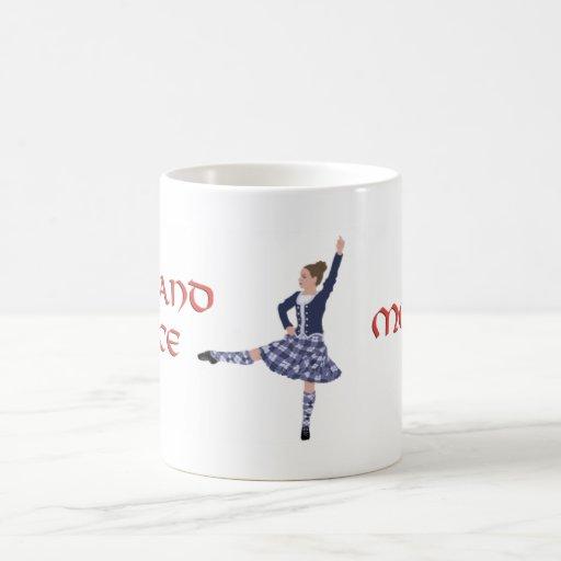 MADRE de la danza de la montaña Taza De Café