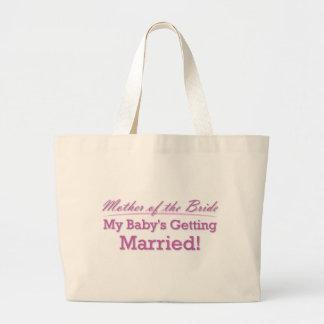 Madre de la novia bolsa de mano