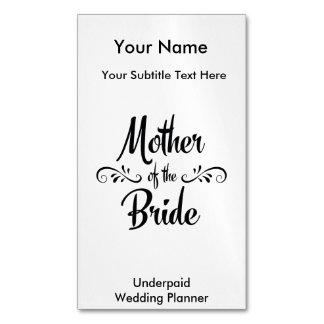 Madre de la novia - cena divertida del ensayo