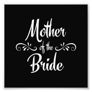 Madre de la novia cojinete