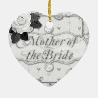 madre de la novia adorno