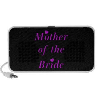 Madre de la novia del amor simplemente iPhone altavoces