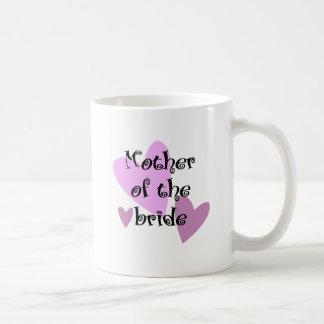 Madre de la novia taza de café