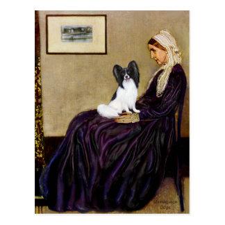 Madre de las marmotas - Papillon 1 Postales