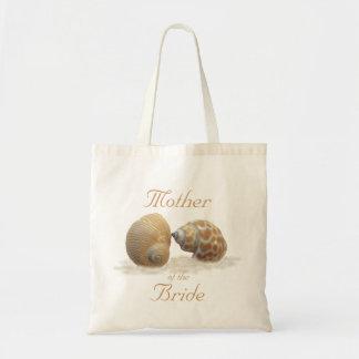 Madre de los bolsos del regalo de la novia bolsa tela barata