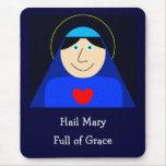 Madre de Maria de dios Alfombrilla De Ratón