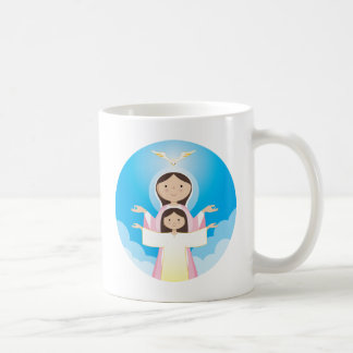 Madre de Maria de dios Taza