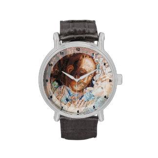 Madre de Pavel Filonov- Relojes
