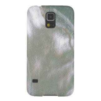 Madre de Pearl White Carcasa Para Galaxy S5