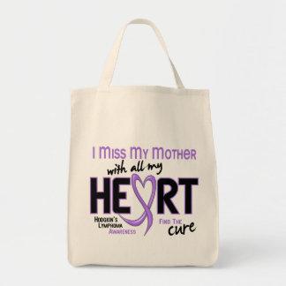 Madre de Srta. With All My Heart del linfoma de Bolsa Tela Para La Compra