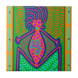 Madre de tierra del Shaman Teja Ceramica