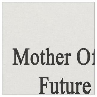 Madre de un trombón futuro telas