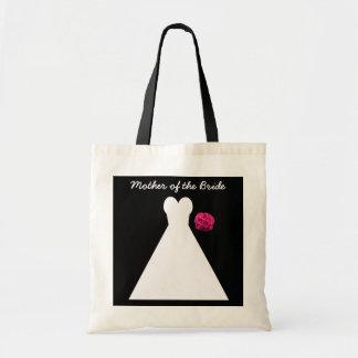 Madre del bolso de la novia -- Vestido nupcial Bolsa Tela Barata