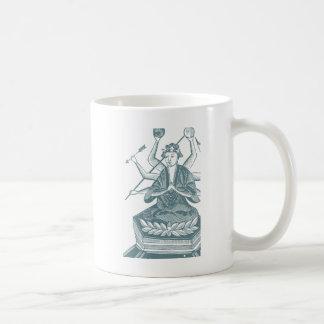 Madre del celemín taza de café