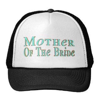 Madre del gorra/del casquillo de la novia gorro