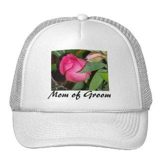 Madre del novio gorras de camionero